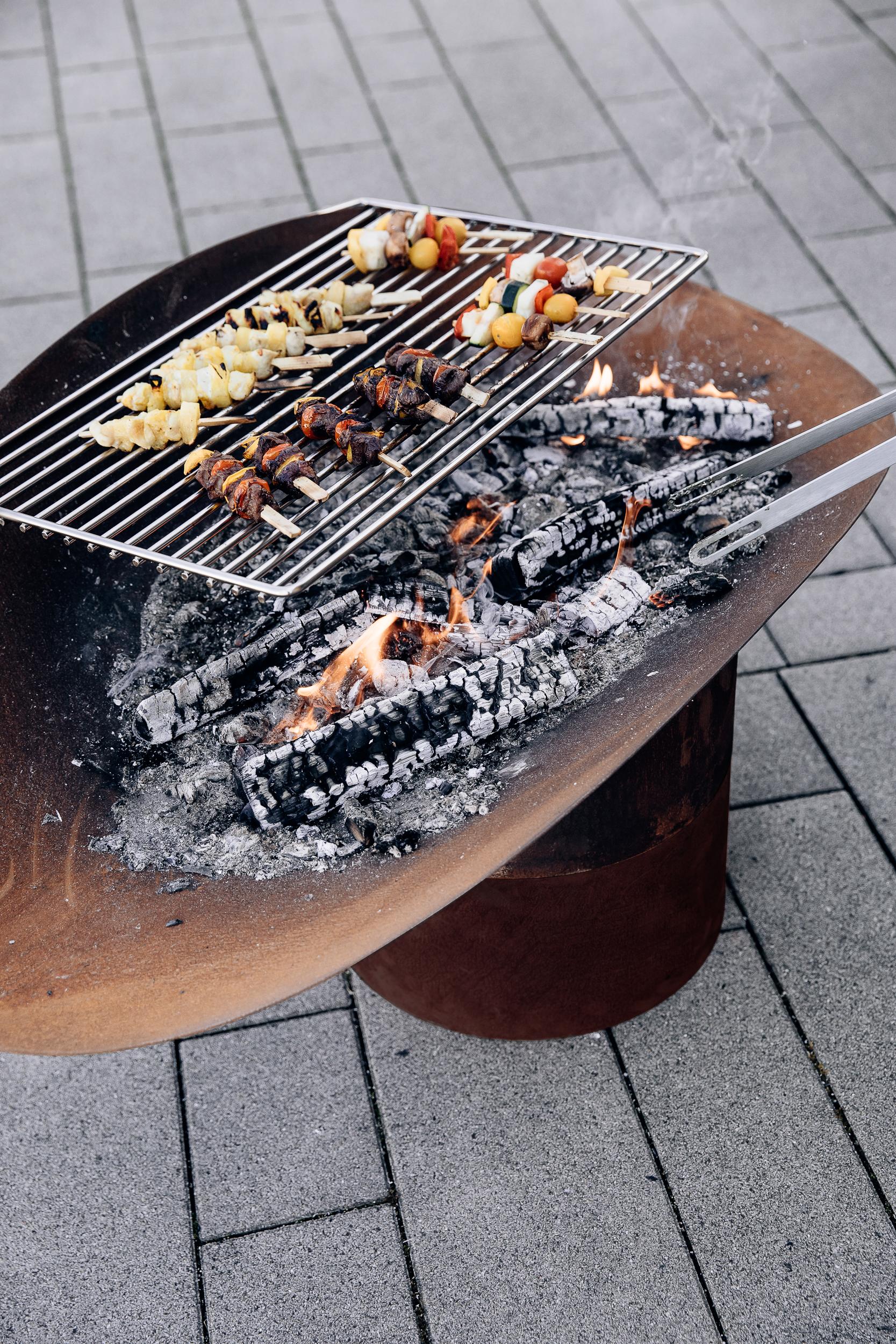 Ellipse Fire Bowl