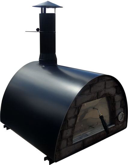 Maximus Stainless Steel Wood Fired Pizza Oven