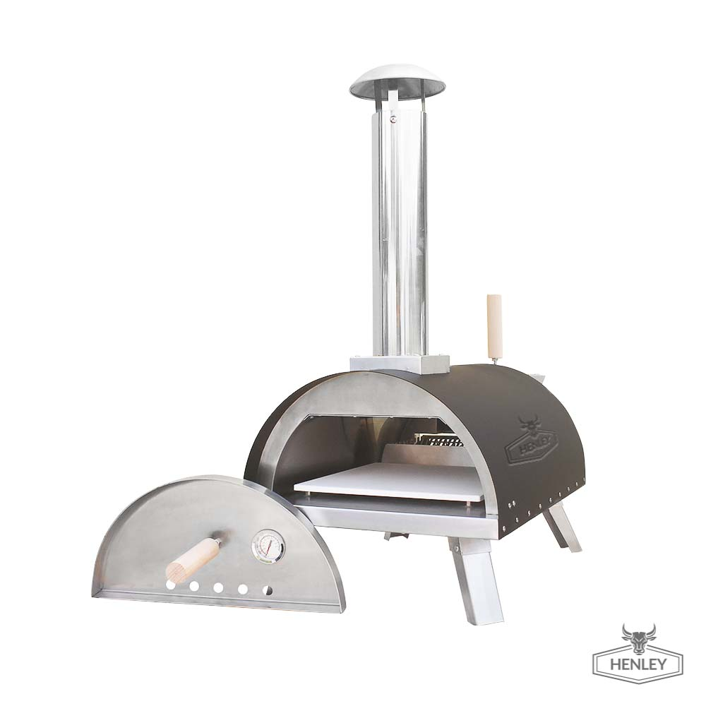 Naples Wood Fired Stainless Steel Oven Table top